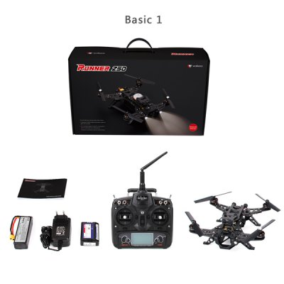 Runner 250 Drone Racer Modular Design HD Camera 250 Size Walkera