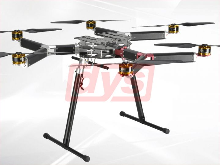 DYS D800-6 Hexacopter Multicopter