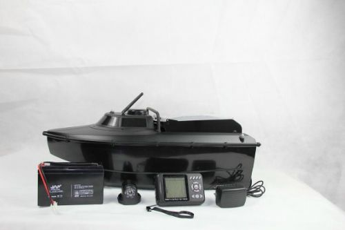 Newest JABO 2D RC Bait Boat With Fish Finder