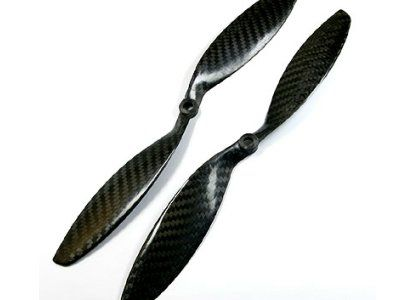 10x4.7 Carbon Fiber Propeller Set CW/CCW
