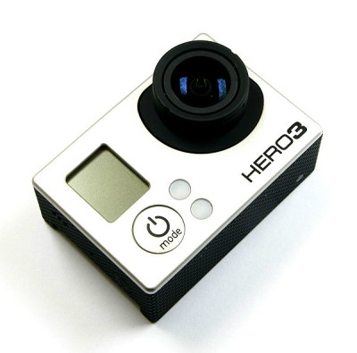 GoPro 3 Hero3 HD Sports Camera Recorder -Black FPV Edition