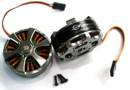 Brushless Motor for Gimbal LD-Power 4008 GM4008-57