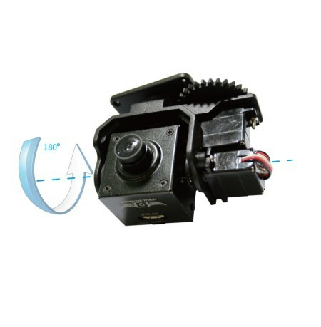 BOSCAM Pan/Tilt Camera Mount Gimbal for HD19 Camera Recorder FPV