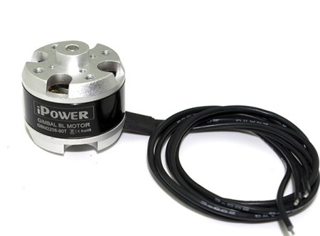 Power GBM2208-80 Gimbal Brushless Motor