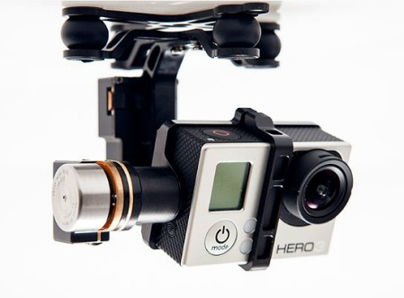 DJI 2-AXIS PROFESSIONAL GIMBAL WITH HIGH PERFORMANCE