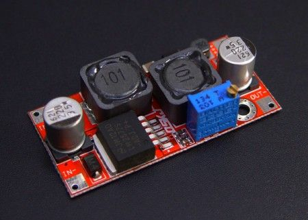 3-35V Input, 1.2-30V Output Step-down Step-up Voltage Regulator