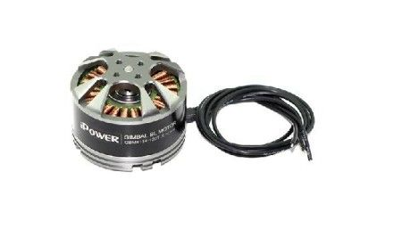 iPower Gimbal Brushless Motor GBM4114-120T - EZO Bearings