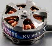 T-Motor MT3506 650KV Outrunner Brushless Motor for Multicopter