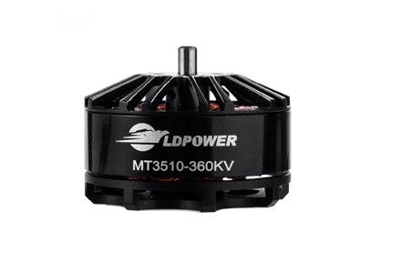 LD M Series MT3510 360KV Outrunner Brushless Motor Multicopter