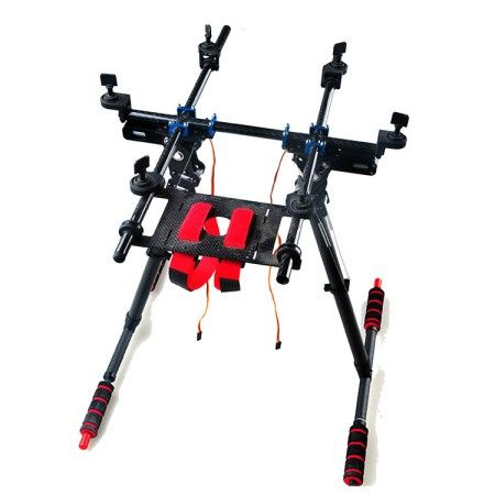 Retractable Landing Gear Skid Set for 25mm Arm HML850 QuickInstl