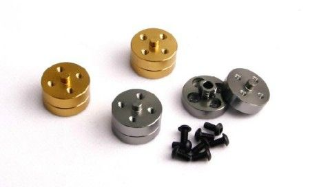 Quick Release Prop Adaptor Set for Multi-copter (4pcs) QUKADP