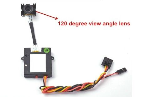 720P 30fps Professional Realtime Digital Video Recordable Cmos M