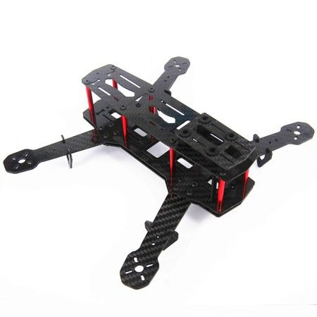 Mini 250 Carbon Fiber FPV Quadcopter Frame for FPV & racing