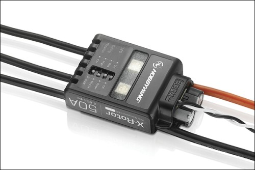 Hobbywing Xrotor 50A Speed Controller for Multicopter