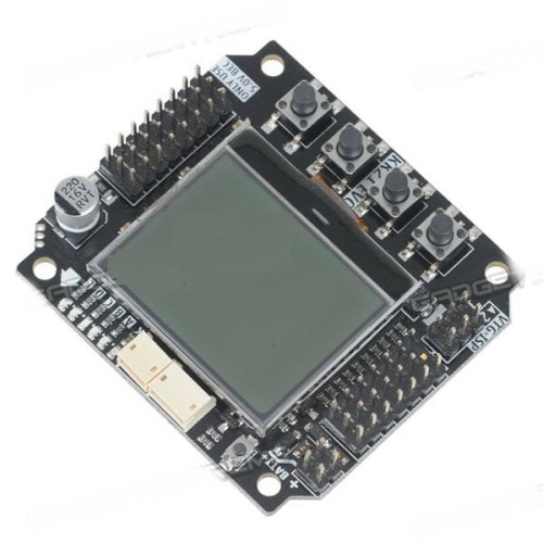 KK21 EVO KK2.1.5 Flight Controller Larger LCD Support S.BUS DSM2