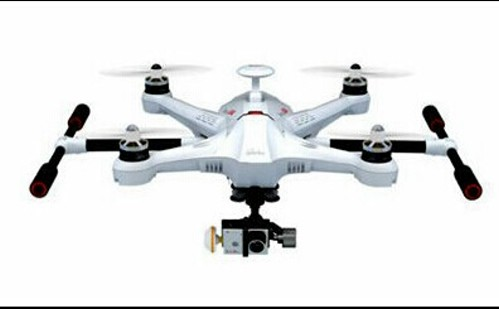 Walkera Scout X4 GPS Quadcopter FPV Combo2 with Devo F12E TxRX