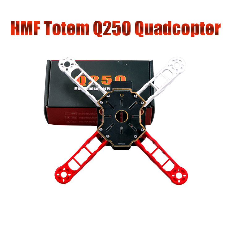 HMF Totem Q250 250mm 4-Axis Quadcopter Frame Kit