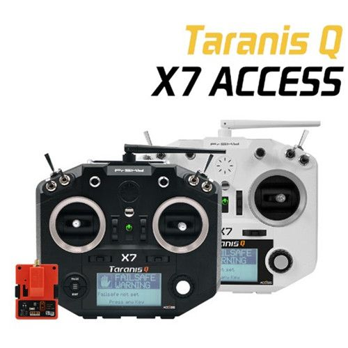 FrSky QX7 ACCESS Taranis 2.4GHz 24CH Mode2 Transmitter with R9M