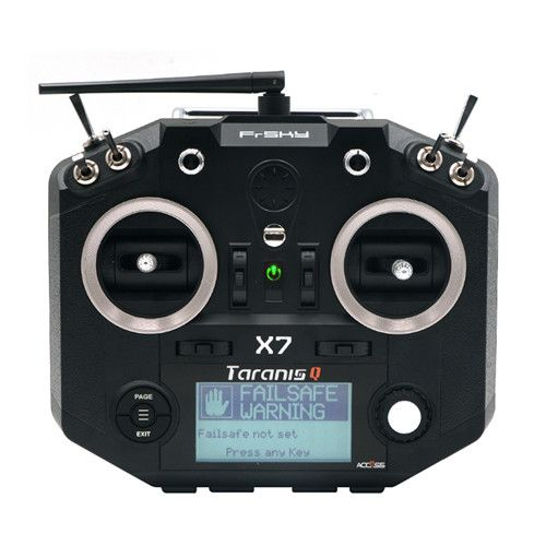 FrSky Q X7 ACCESS Taranis 2.4GHz 24CH Mode2 Transmitter with R9M 2019 Long Range Module for RC Drone