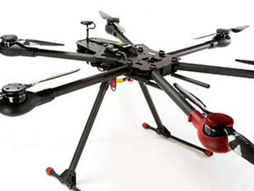 Super Combo with Retractable Landing Gear Align M690L Quadcopter