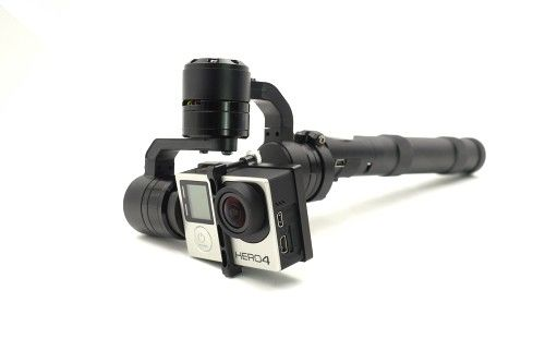 Magic 3 axis Handheld Gimbal for gopro 3 / 3 + / 4 Alexmos