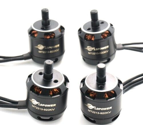 LD-Power MT2213 920KV Brushless Motor CW/CCW 2-Pair Multicopter