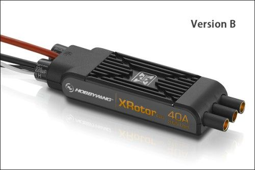 Hobbywing Xrotor PRO 40A-V2 Speed Controller for Multicopter