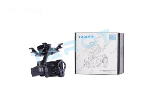 Tarot 3-Axis Brushless Gimbal Camera For Gopro Hero3/4 NEW