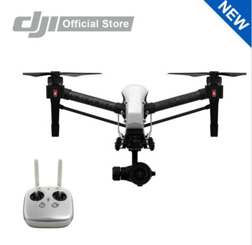 Inspire 1 Pro DJI w/ Zenmuse X5 4K camera, single remote