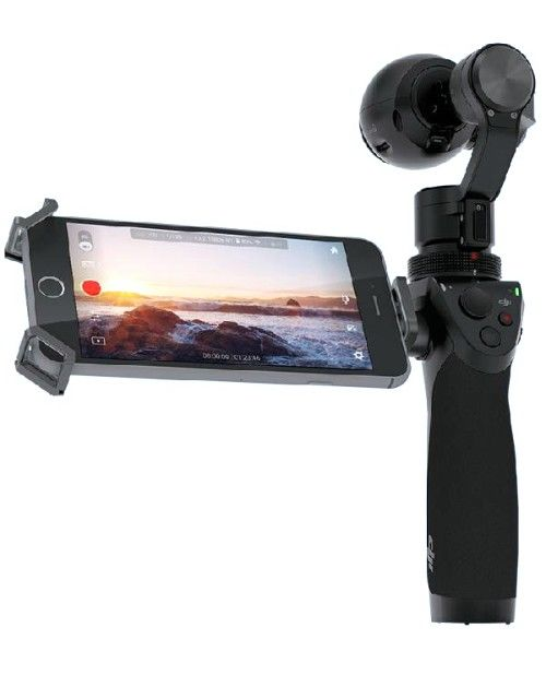 Handheld Gimbal Osmo Steady Camera with Zenmuse X3 DJI Inspire1