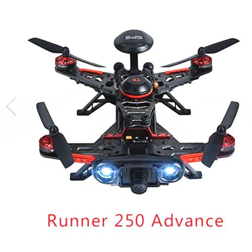 Walkera Runner 250 Advance Drone 5.8G FPV GPS System with HD Cam