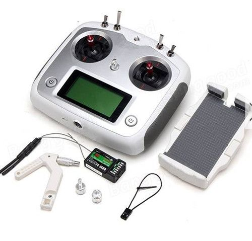 Flysky FS-i6S 2.4G 6CH AFHDS Transmitter With FS-iA6B Receiver