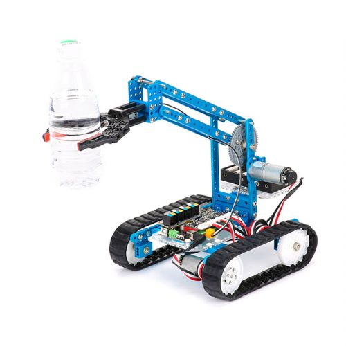 2018 Newest Makeblock Ultimate 2.0 10 in 1 Robot Kit assembled