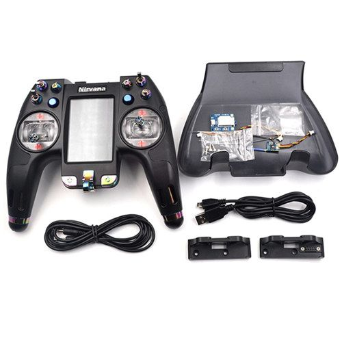 FLYSKY FS-NV14 2.4G 14CH RC Transmitter with touch screen For Drone