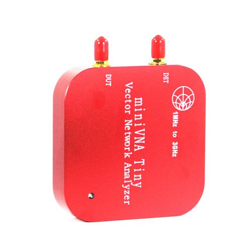 1M-3GHz Vector Network Analyzer miniVNA Tiny Plus2 VHF/UHF/NFC/RFID
