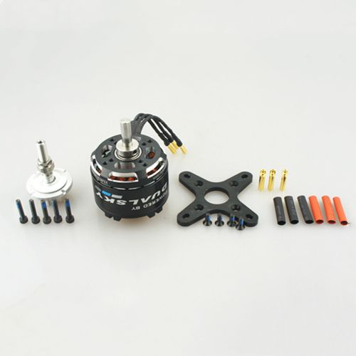 DUALSKY XM5060EA-9 III Brushless Motor 550KV for Fixed Wing RC Airplane