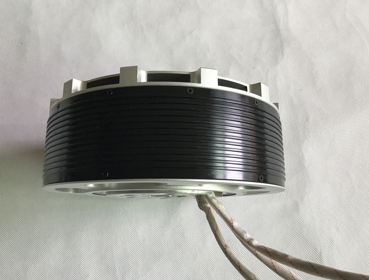 2018 MP240150 100kw Outrunner Brushless Motor for Big Planes Cars Boats brushless Halbach Array motor