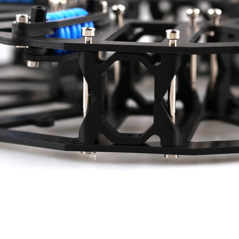 8 Axis Octocopter Center Square clamps Free shipping