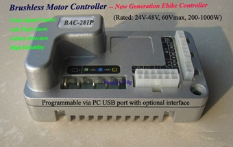 BLDC Brushless Motor Controller 200w to 1000W