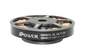 iPower Gimbal Brushless Motor GBM8017-120T for red epic camera