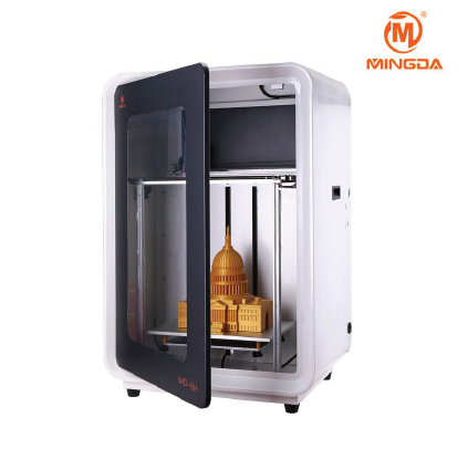 Glitar MD-6H 3D Printer 400*300*500mm high accuracy. 04-.02 mm