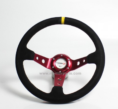 Steering Wheel for Racing Car avaleble in Many Different Colors
