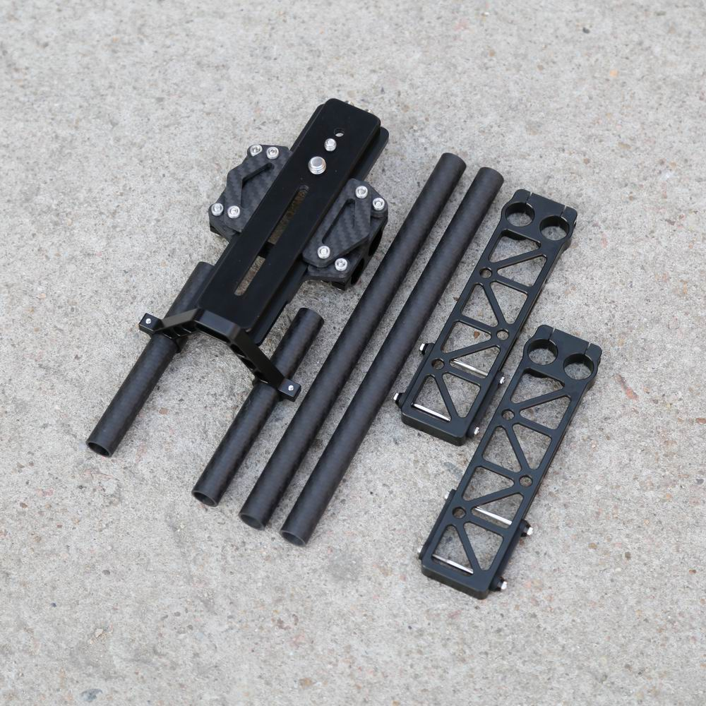 aluminum tilt bar KIT & camera tray