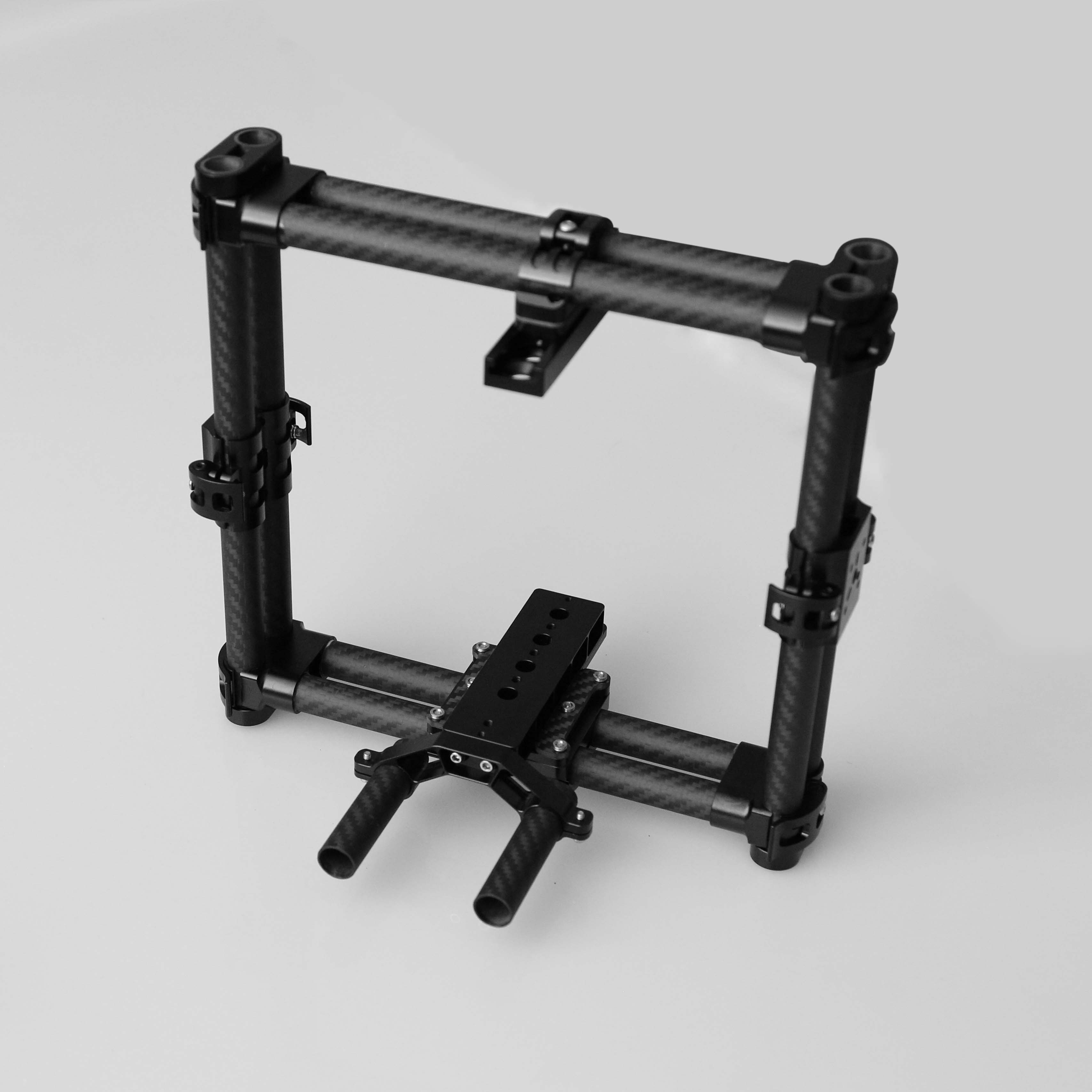 Tilt bar system for BG003 pro gimbal