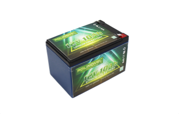 3S 12V 10Ah Lithium Battery Li-ion Li-NMC
