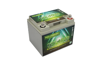 3S 12V 40Ah Lithium Battery Li-ion Li-NMC