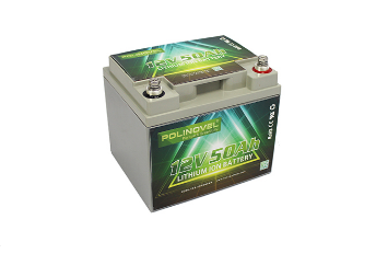 3S 12V 50Ah Lithium Battery Li-ion Li-NMC