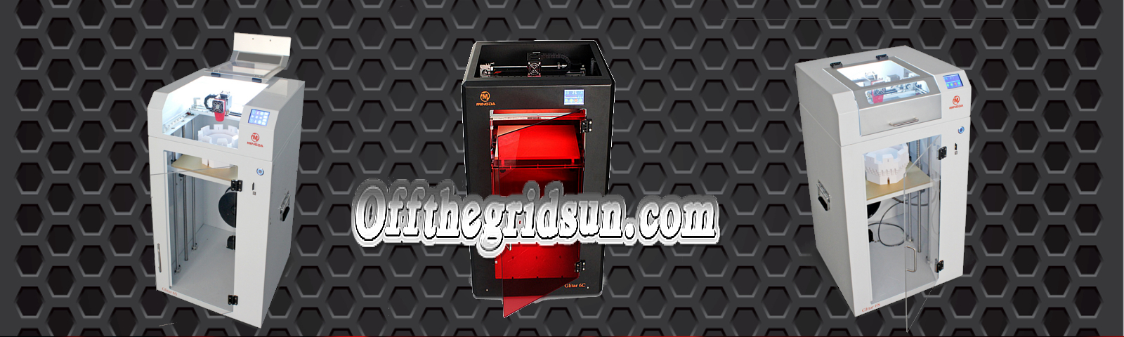 Large 3D Printer & Filament