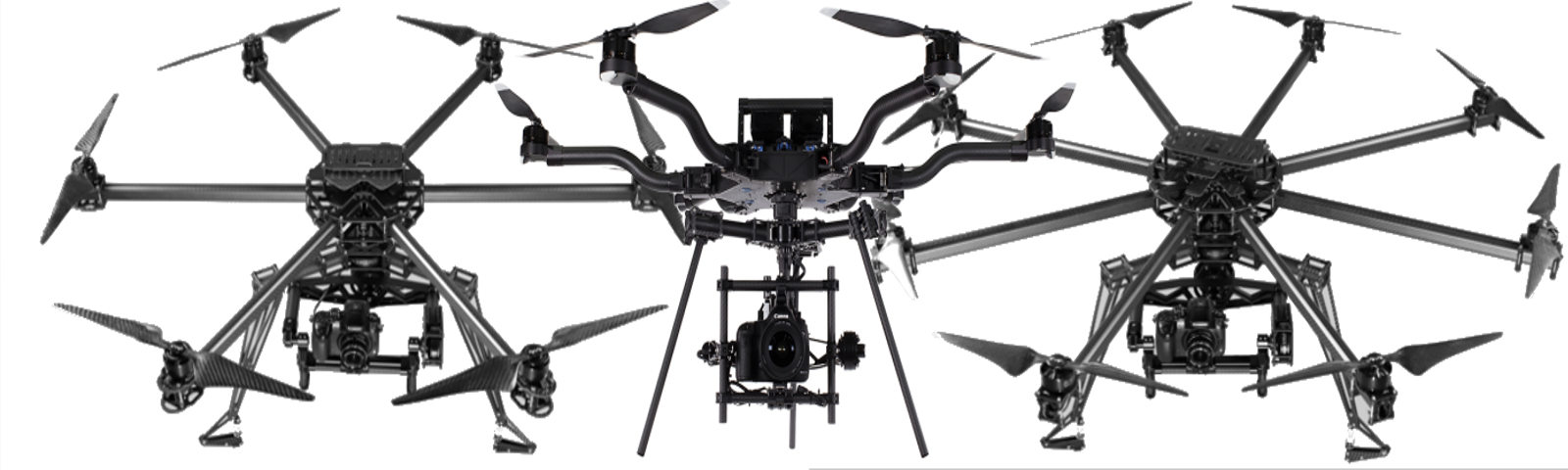 Aerial Photography CUSTOM UAS Kits