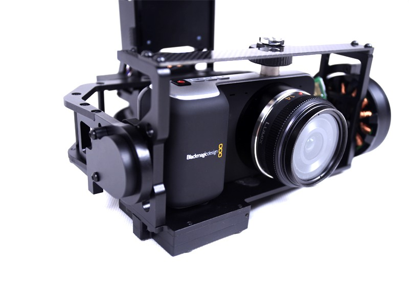 BMPCC BetView Camera Gimbal Stabilizer